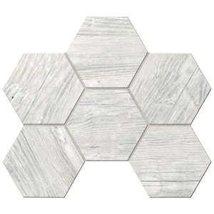 Мозаика TA00 Hexagon 25x28,5 Неполированная