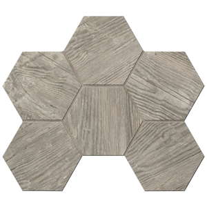 Мозаика TA03 Hexagon 25x28,5 Неполированная