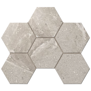 Мозаика КA03 Hexagon 25x28,5 Неполированная